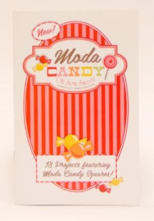 Moda Candy Oh Sew Sweet  (For 42 delicious 2 1/2 Squares ) PSMC