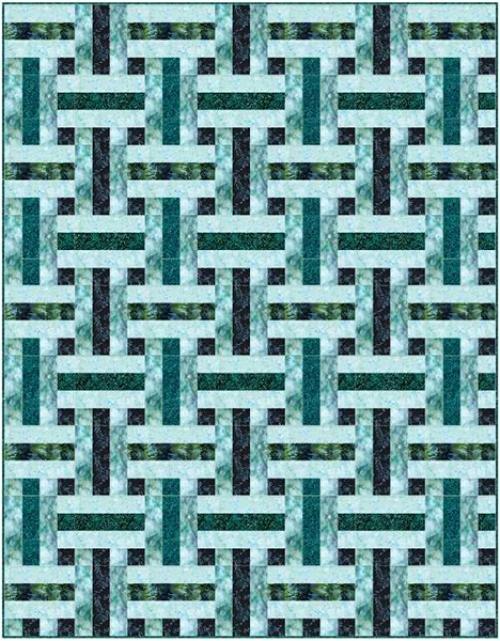 NH2110 Appletini Weave By Tiffany Hayes 56 X 72