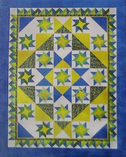 TQK111 Twister Kit Blue & Yellow 72 x 92
