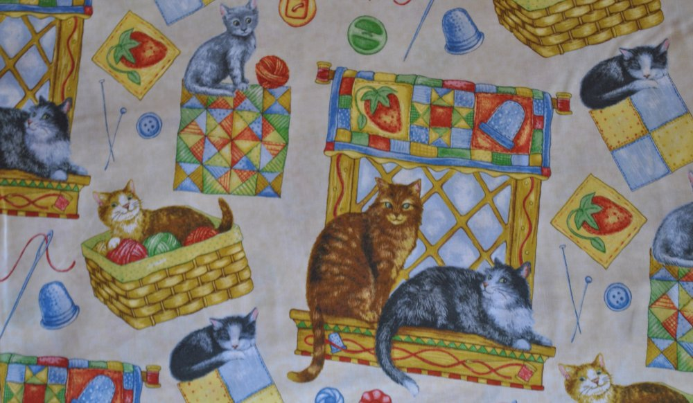Kittens N Quilts