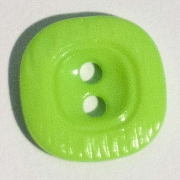 Square of Lime Buttons