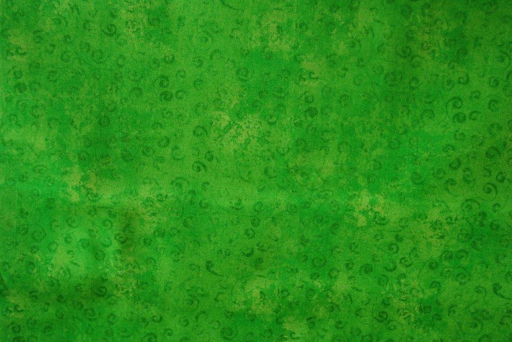 Green Swirl
