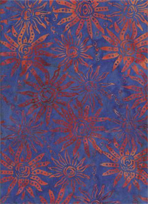 Batik Bouquet