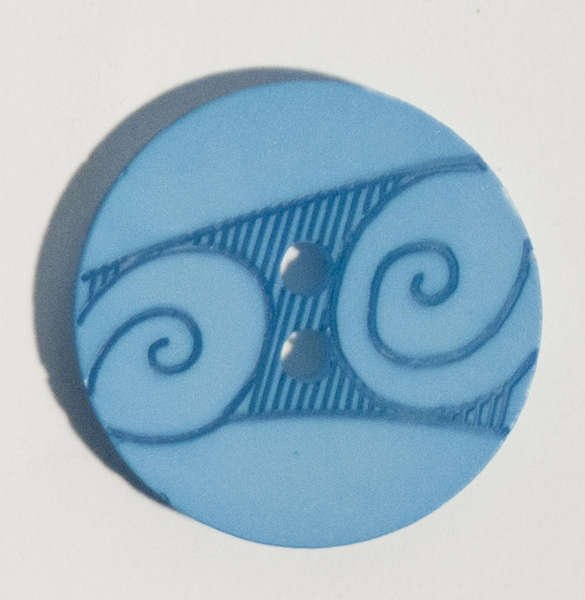 Blue Fantasy Buttons
