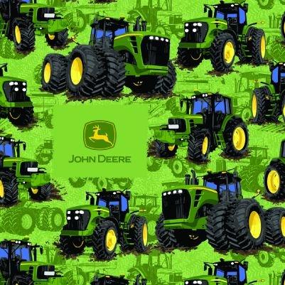 Big John Deere Tractors