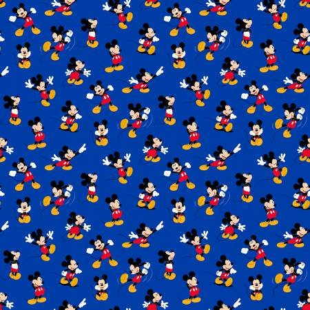 Packed Mickey