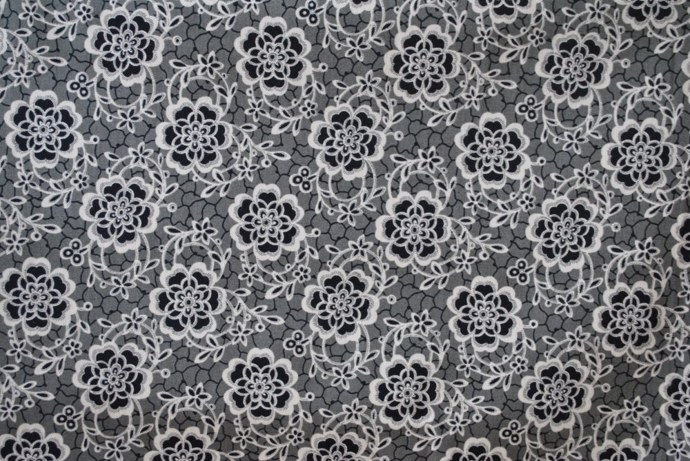 Dowager's Lace Gray