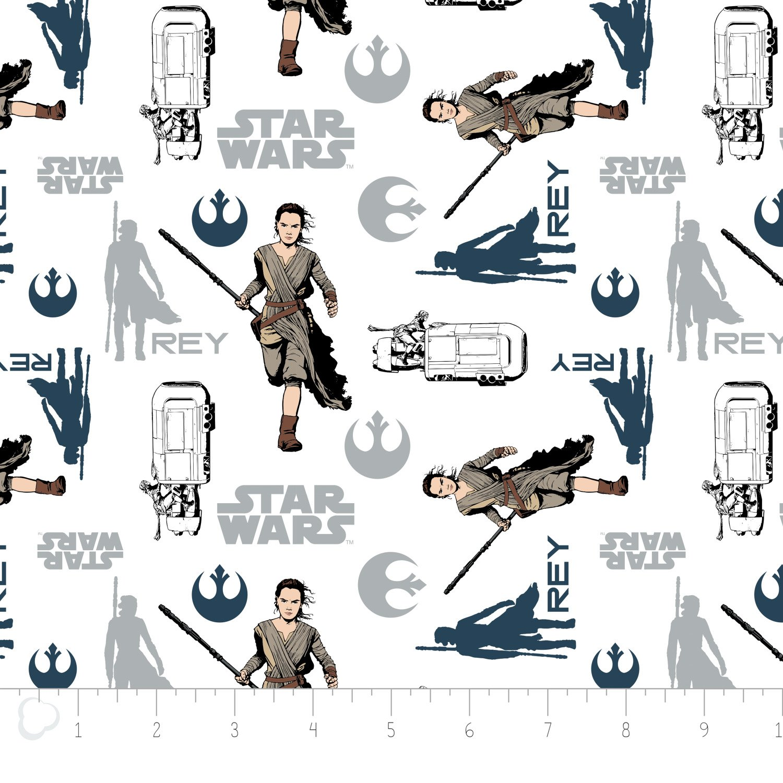 Rey, the Jedi