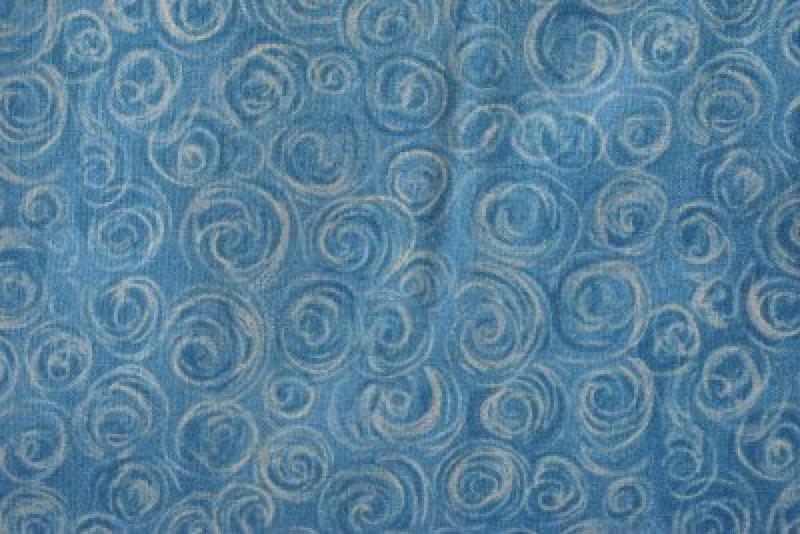 Swirling Seas 1yd 8