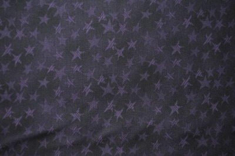 The Buggy Barn Purple Stars