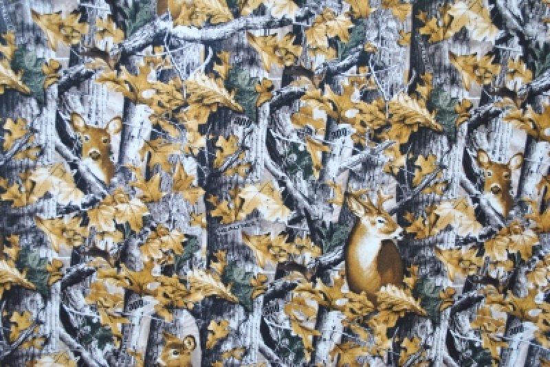 Real Tree Woods Deer in Camo