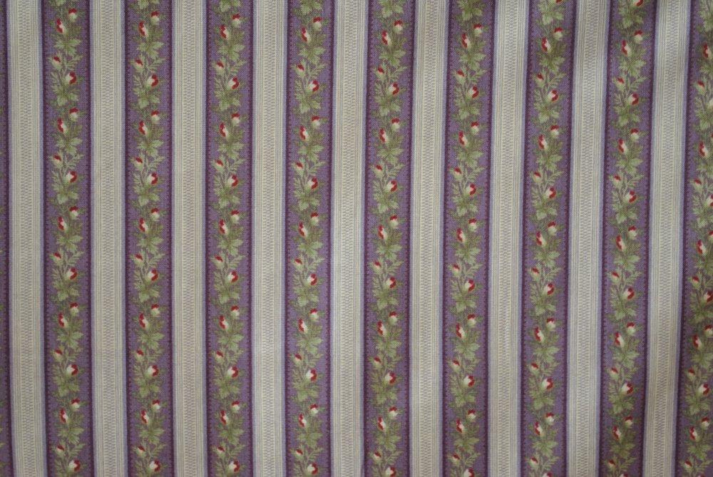 Smokey Lavendar Stripe