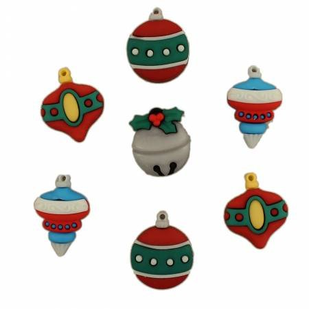 Tree Trimmer Ornaments Buttons
