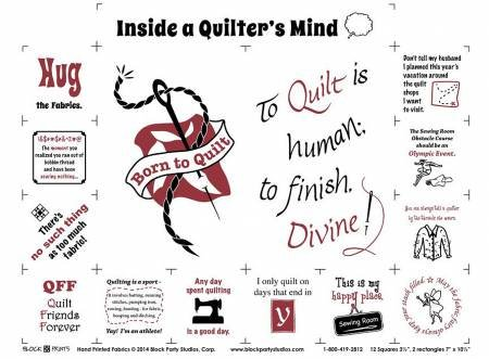 Inside A Quilter's Mind