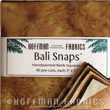 Caramel Bali Snaps