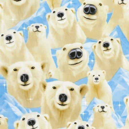 Bear Selfies