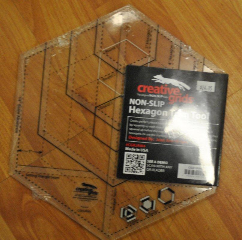 Hexagon Trim Tool