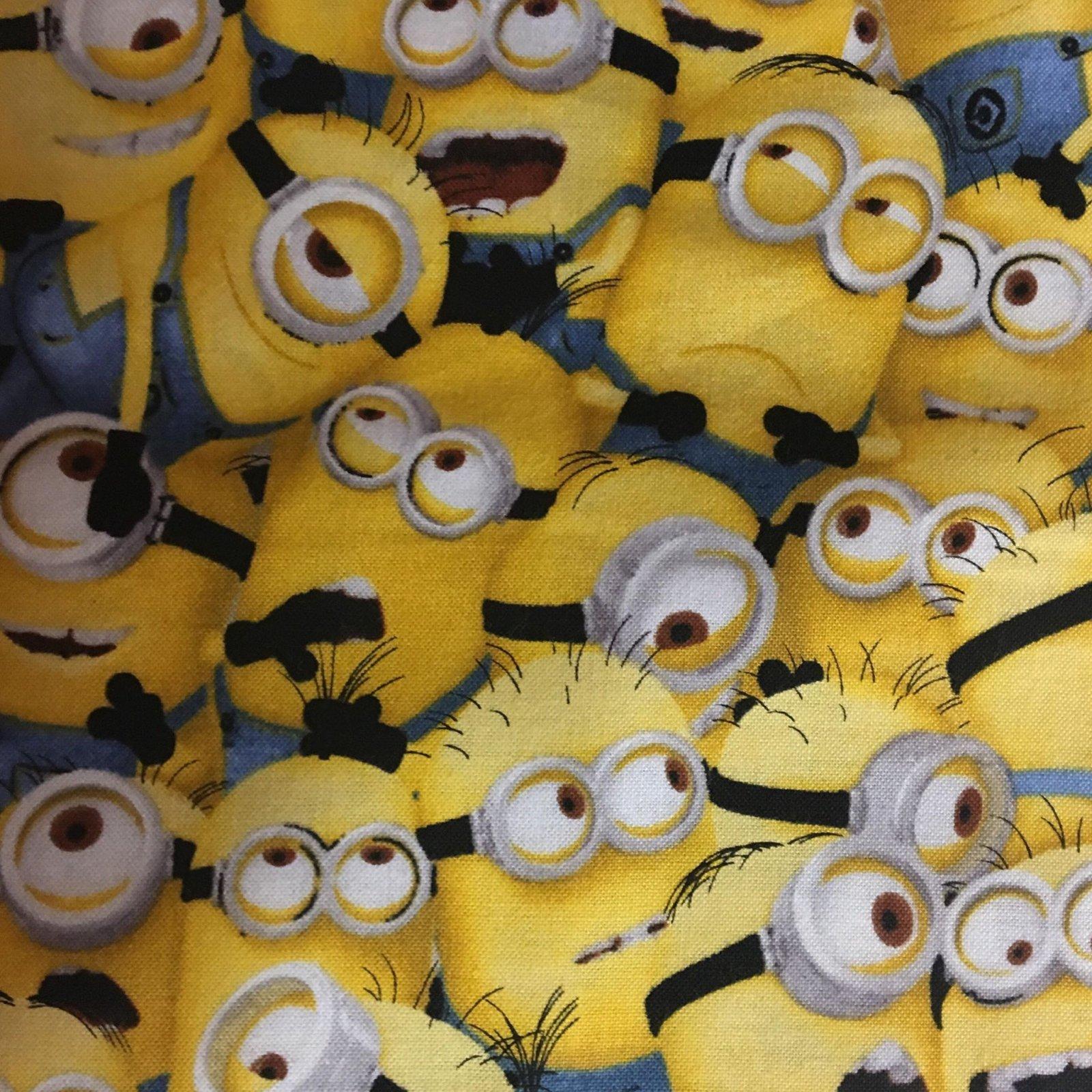 Crowded Minions