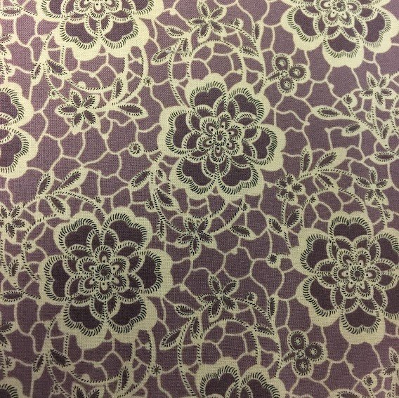 Dowager's Lace Violet