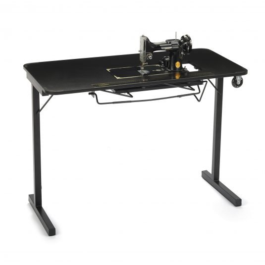 Heavyweight black table