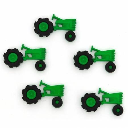 Plowin Thru Buttons