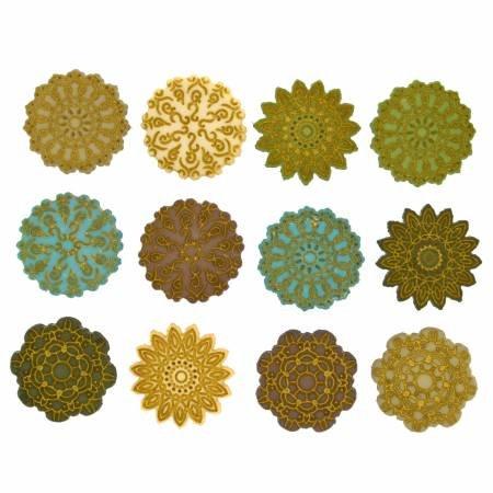 Antique Lace buttons