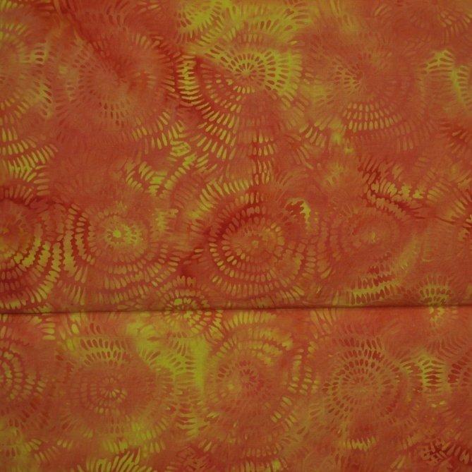 Batik Sunburst