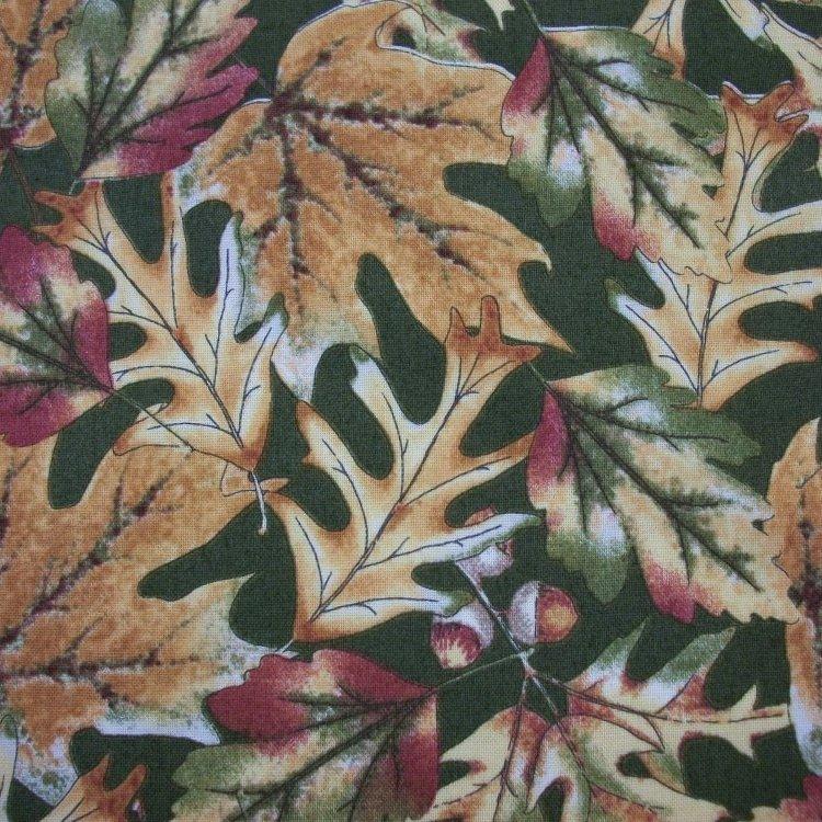 Acorns 'N Leaves