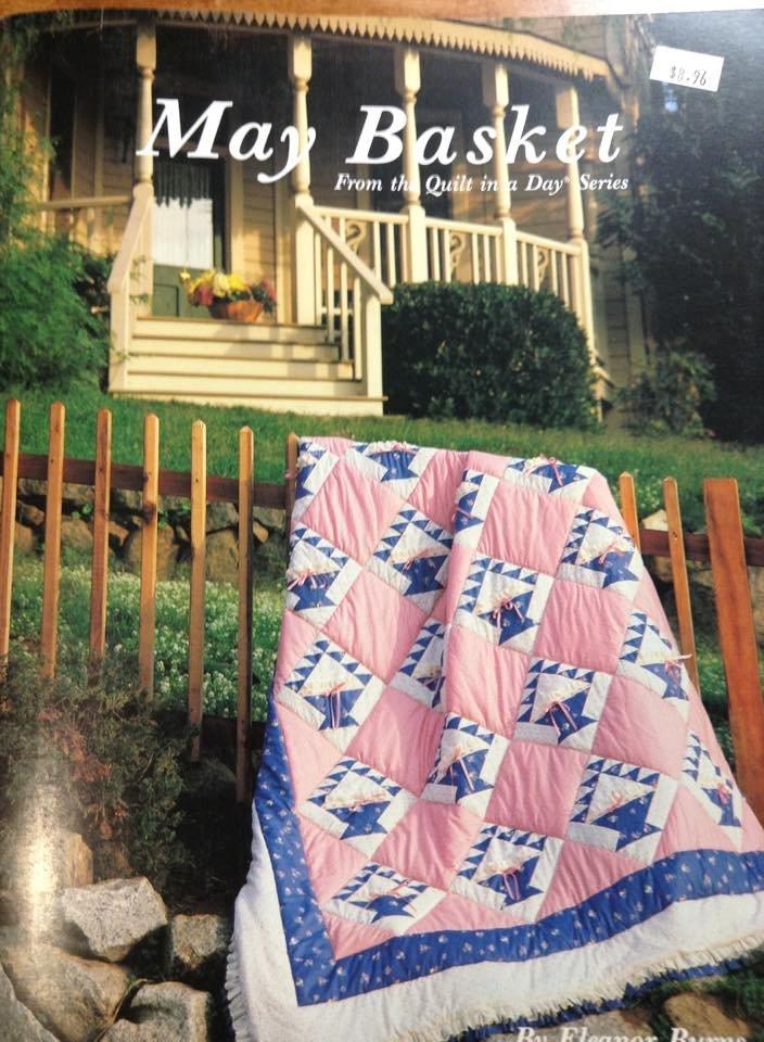 May Basket pattern book