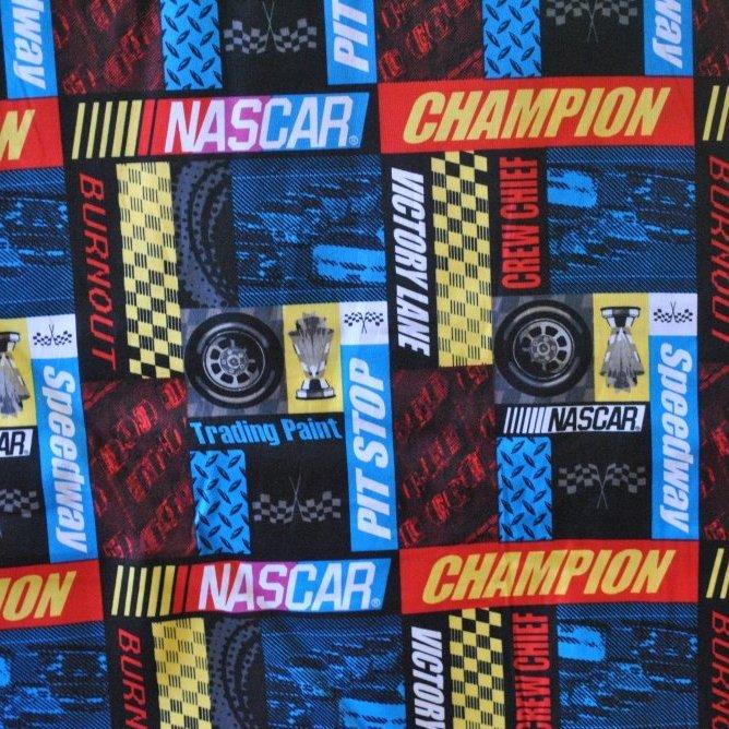 NASCAR Champion Patch