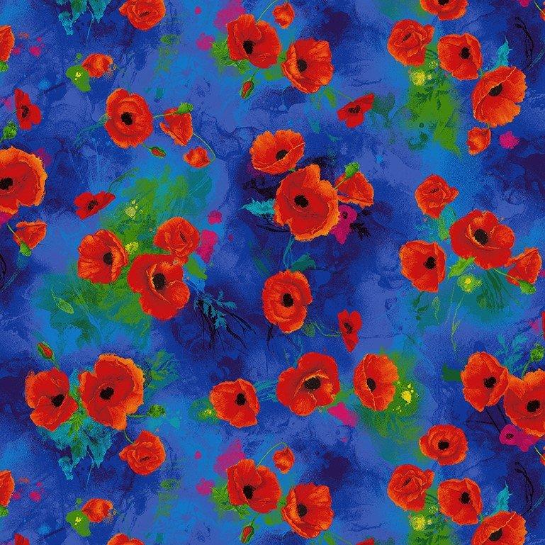 Poppy Bunches