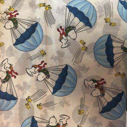 Snoopy Parachutes