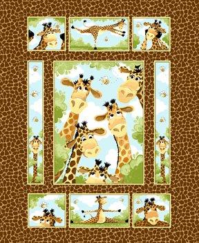 Zoe the Giraffe Panel