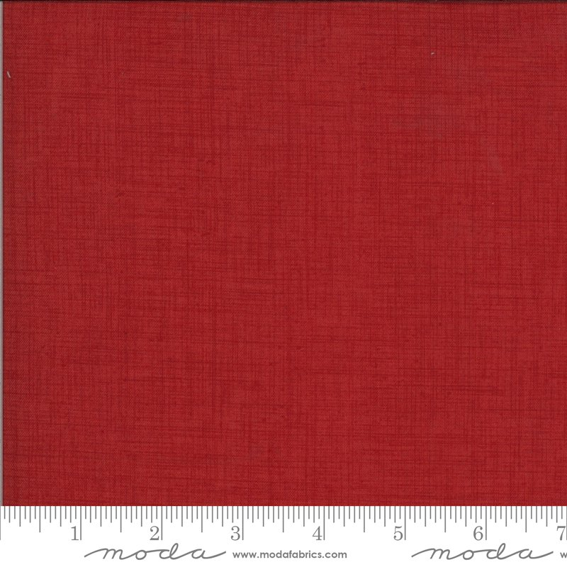 French General Favorites - Texture - Red - Moda 13529 23