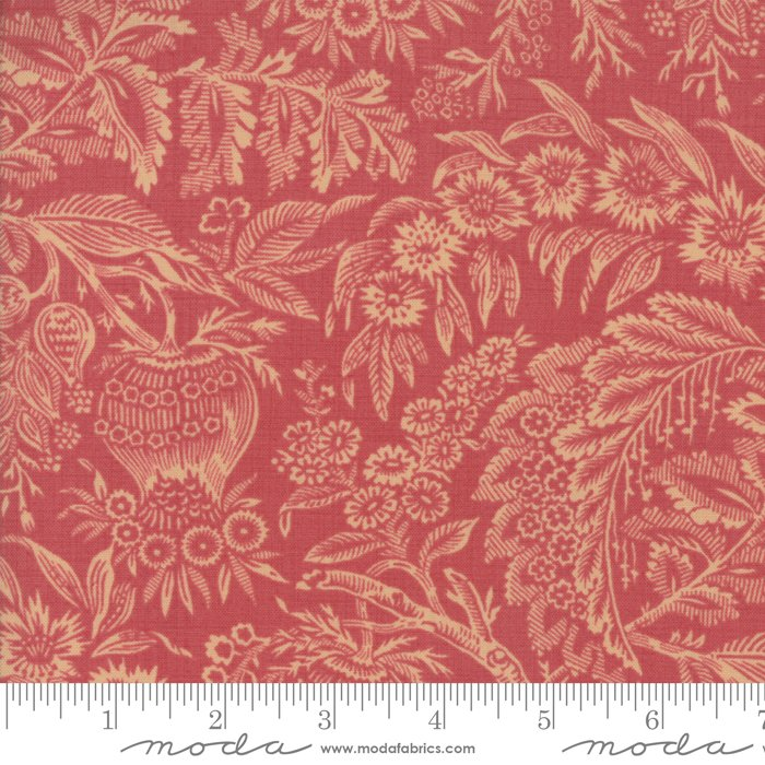 Atelier de France by French General - Beau Rivage - Rose - Moda 13803 17