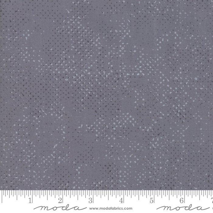 Spotted by Zin Chic - Graphite - Moda 1660 53FQ - Fat Quarter