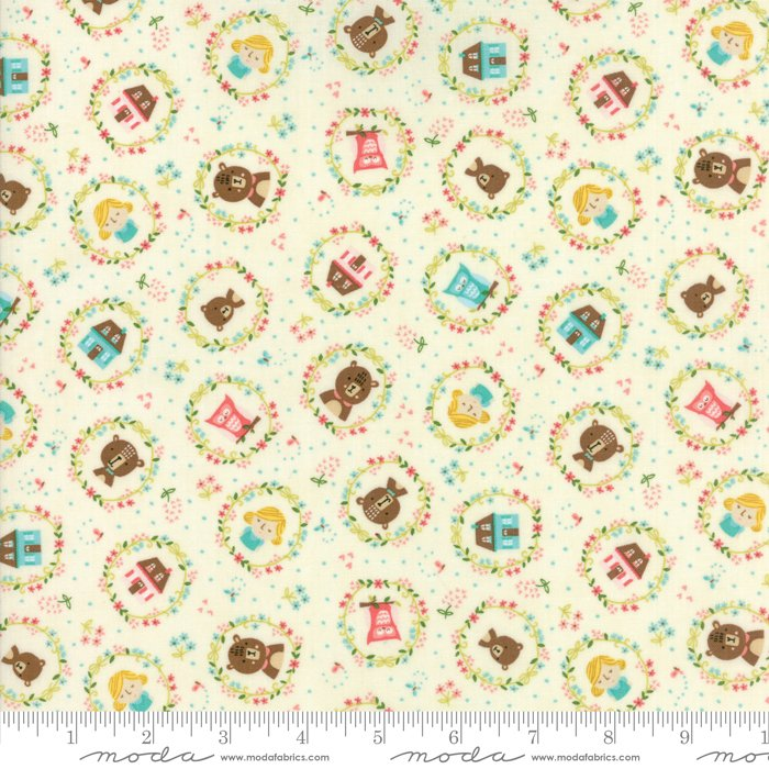 Home Sweet Home by Stacy Iest Hsu - Childrens Goldies Story - Multi - Moda 20573 11