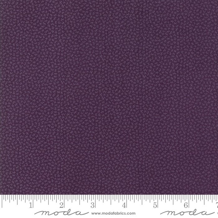Lilac Ridge by Jan Patek - Floral -  Jacks - Purple - Moda 2218 16