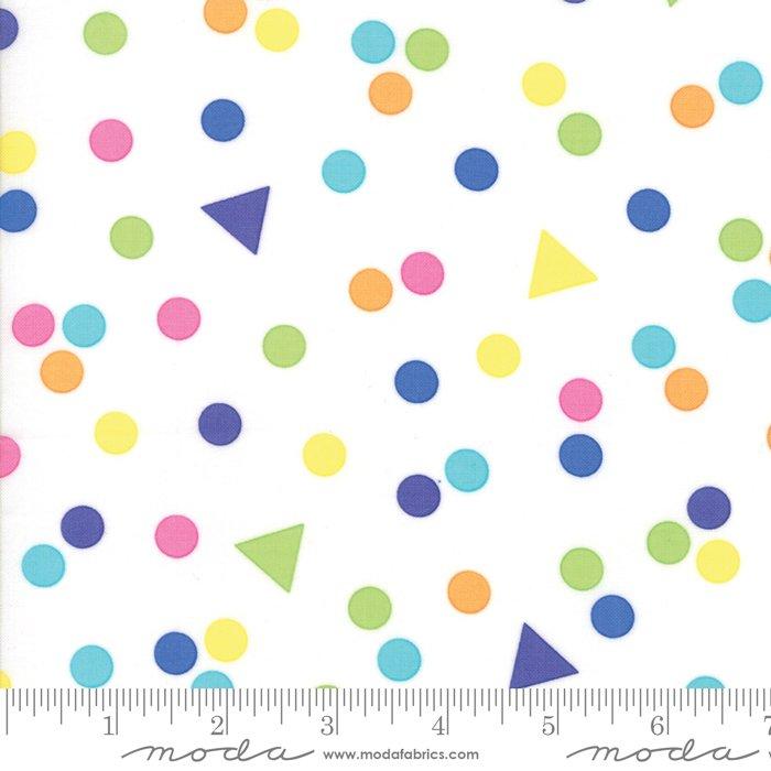 Confetti by Me and My Sister - Crazy Confetti - Multi - Moda 22324 18