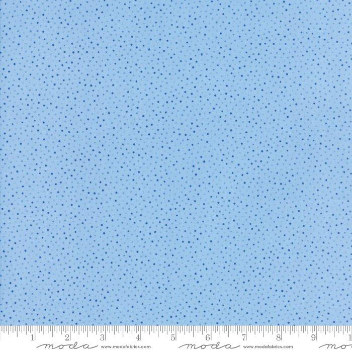 Summer Breeze V by Sentimental Studios - Floral Seeds - Light Blue  - Moda 33307 15