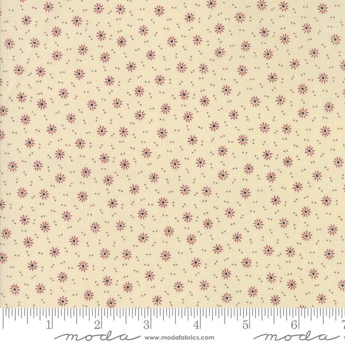 Jo's Shirtings by Jo Morton - Starburst - Natural - Moda 38041 22FQ - Fat Quarter
