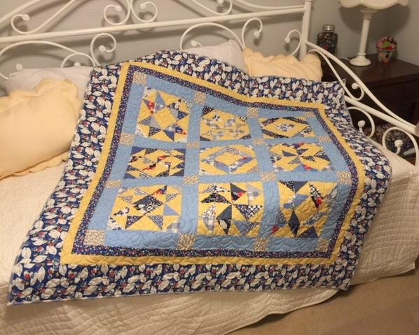 Simply Charming Quilt Pattern