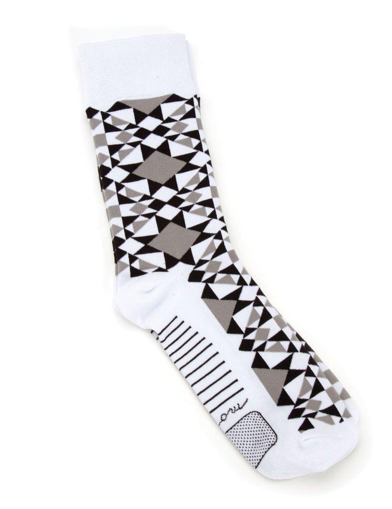 Socks - Modern Building Blocks Socks - Moda - Socks 12