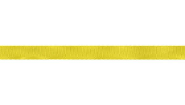 Ribbon, Single Face Satin 5/8 Lemon