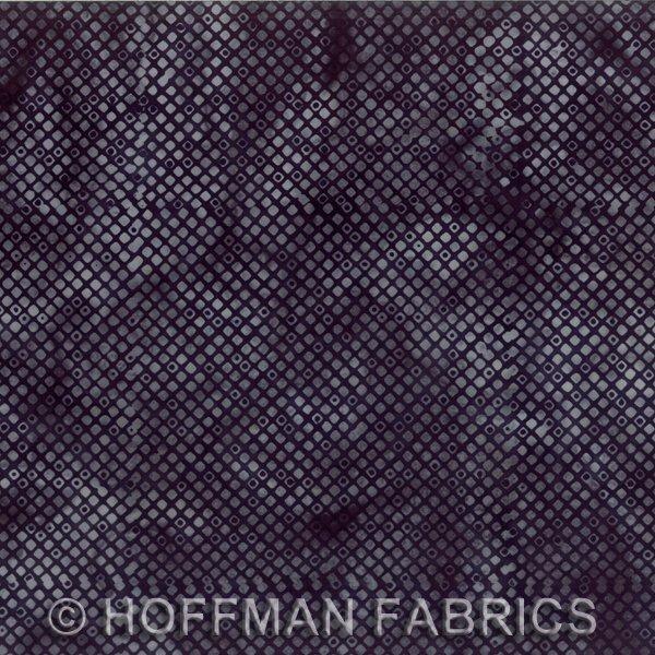 Hoffman Batik  L2601-128 Midnight