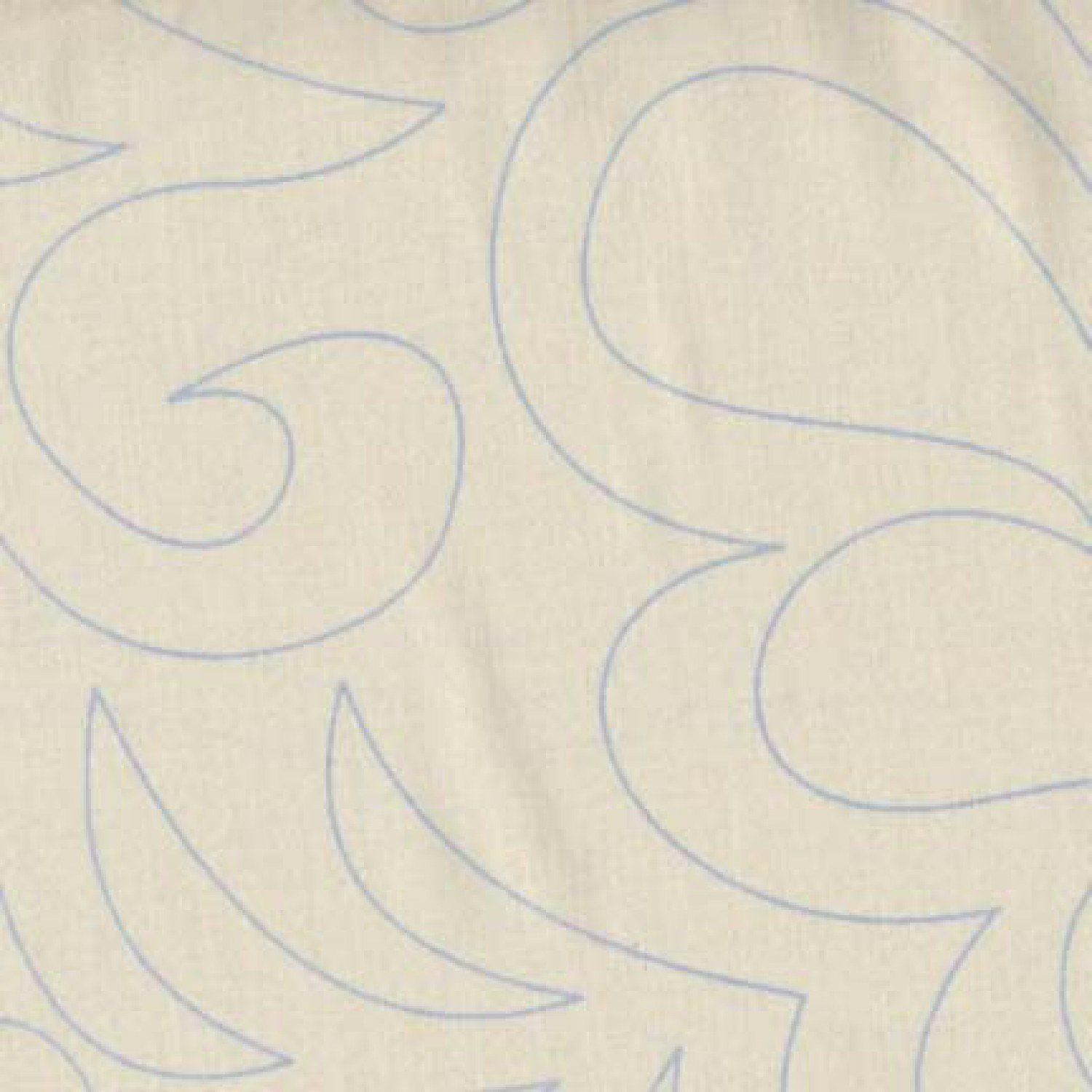 Benartex - Natural 108in Quilt Back Feather