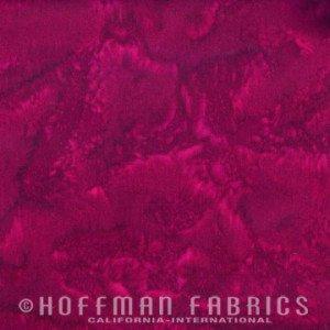 Hoffman Batik 1895-143 Ruby