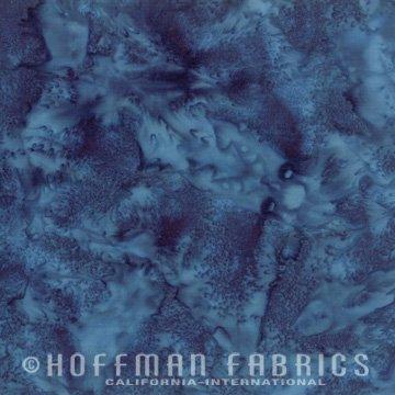 Hoffman Batik 1895-19 Navy