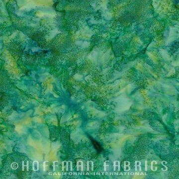 Hoffman Batik 1895-303 Frog