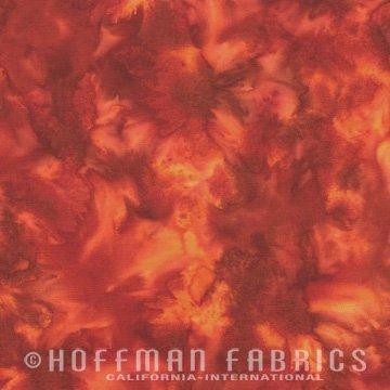 Hoffman - Bali Batik 1895-389 Paprika